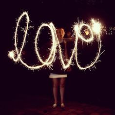 Write withSparklers