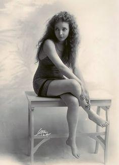 silent film star Bessie Love