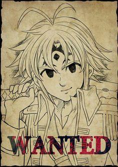 Nanatsu no Taizai Seven Deadly Sins Tattoo, Seven Deadly Sins Anime, 7 Deadly Sins, Otaku Anime, Manga Anime, Anime Angel, Anime Demon, Anime Love, Anime Guys