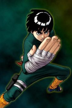 Naruto Rock Lee