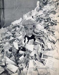 Buster Keaton - The Cameraman 1928