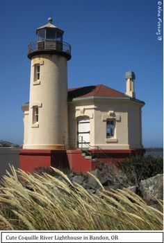 In Search Of Oregon's Lighthouses - Awesome Blog Post