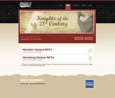LCBC MensFrat Website