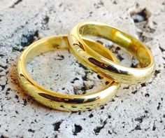 Le Metissage | Gold wedding rings