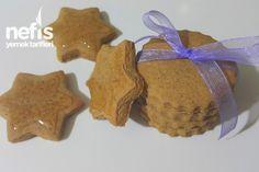 Zencefilli Tarçınlı Kurabiye (Kış Kurabiyesi) (videolu) Tarifi nasıl yapılır? 7.290 kişinin defterindeki bu tarifin detaylı anlatımı ve deneyenlerin fotoğrafları burada. Cookie Recipes, Keto Recipes, Keto Foods, Yummy Recipes, Ginger And Cinnamon, Cinnamon Cookies, Food Articles, Macarons, Fudge