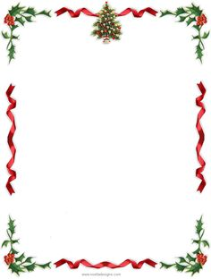 Santa dreams of receiving all of his letters on Christmas Stationery. Christmas Boarders, Free Christmas Borders, Christmas Frames, Christmas Background, Christmas Letterhead, Christmas Stationery, Christmas Invitations, Christmas Letter Template, Free Christmas Printables