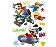 Stickere Disney Mickey freestyle