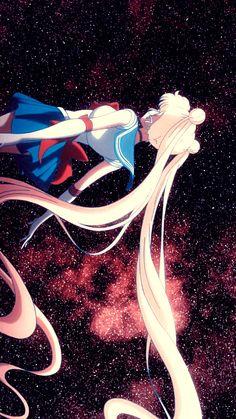 Sailor Moon Crystal edit.