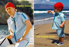 mini zissou from the life aquatic with steve zissou
