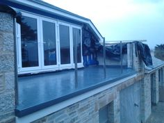 We install and repair fibreglass roofing in Cornwall. Fibreglass (also known as Glass reinforced plastic) is a lightweight, flexible and strong roofing solution. Deck With Pergola, Covered Pergola, Patio Roof, Carport Kits, Pergola Kits, Pergola Ideas, Pergolas For Sale, Fibreglass Roof, Roofing Services