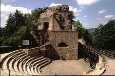 Burg Falkenstein-Donnersberg-Pfalz-