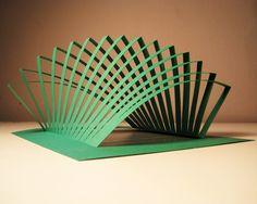 Paper Valleys: RULE BREAKER kirigami