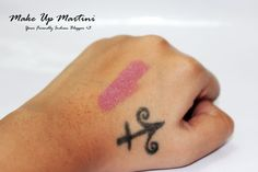 MAC Fast Play Lipstick Swatch