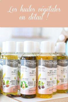 Les huiles végétales en détail !