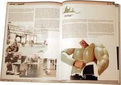 es International Contemporary Art Magazine nº iVilla project by fündc. Text by Nilo Casares. Magazine Art, Contemporary Art, Photo Wall, Cover, Projects, Home Decor, Log Projects, Photograph, Blue Prints