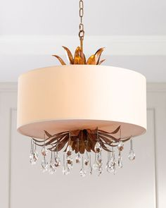 Jamie Young Shaded Crystal Iron Chandelier Gold Ceiling Light, 3 Light Chandelier, Antique Chandelier, Beaded Chandelier, Ceiling Lights, Dining Chandelier, Elegant Chandeliers, Iron Chandeliers, Faceted Crystal