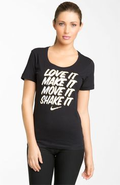 Nike 'Love It' Tee available at Nordstrom