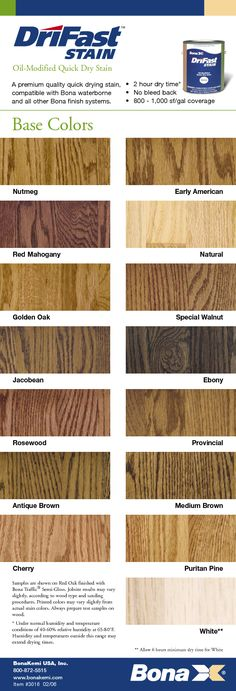 bona hardwood stain colors - antique brown