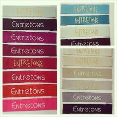 #Entretons #etiquetapersonalizada #etiqueta #etiquetabordada #confeccao #confecção #moda #fashion #color #neon #trilobalouro #instacolor #instafashion #altadefinição