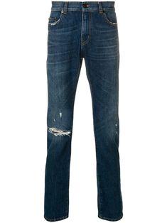 d628f414c8 SAINT LAURENT 全棉修身牛仔裤. #saintlaurent #cloth | Saint Laurent ...