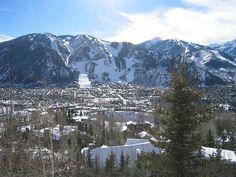 Aspen, Colorado by Chris Matta