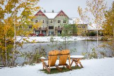 Escape the city for an authentic Calabogie Peaks experience with one of our hotel specials. Find the perfect special to make your trip memorable. Ottawa Hotels, Hotel Specials, Snowboarding, Ontario, Pond, How To Memorize Things, House Styles, Beautiful, Snow Board