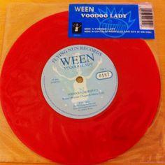 ween / Voodoo Lady 7inch Flying Nun Records 1995