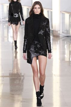 I noticed a lot of star appliques and embroidered stars on the Milan runways.