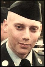 Army SPC Thomas K. Doerflinger, 20, of Silver Spring, Maryland. Died November 11, 2004, serving during Operation Iraqi Freedom. Assigned to 1st Battalion, 24th Infantry Regiment, 1st Brigade, 25th Infantry Division (Stryker Brigade Combat Team), Fort Lewis, Washington. Died of wounds sustained when hit by enemy small-arms fire during combat operations in Mosul, Ninawa Province, Iraq.