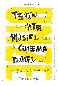 Semana do Onze 2014   HALFAZEBRA poster