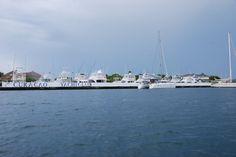 Ausflug in die Spanish Waters auf Curacao
