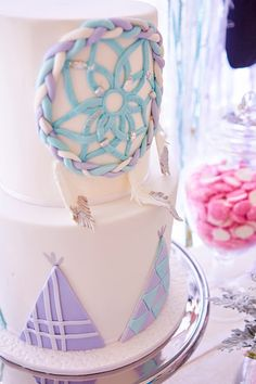 Little Big Company | The Blog: LITTLE BIG COMPANY BLOG: A DREAM CATCHER 1ST BIRTHDAY BY PERFECTLY SWEET LOLLIE BUFFET
