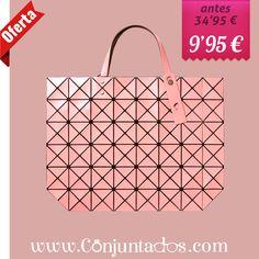 ¡super #oferta! -> Bolso shopping Miy rosa metalizado ★ ahora solo 9'95 € ★ Compra en https://www.conjuntados.com/es/bolsos/bolso-shopping-miy-rosa-metalizado.html ★ #rebajas #sales #soldes #rabatte #rebaixes #deskontuak #vendas #sconti #bolso #bolsobandolera #bag #crossbodybag #conjuntados #conjuntada #lowcost #accesorios #complementos #moda #fashion