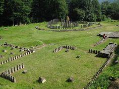 Cetatea Sarmizegetusa (ancient Dacian ruins)