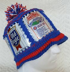 9f122251101 GiftedAcornBeer Can Hat · Check out this item in my Etsy shop  https   www.etsy.