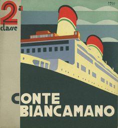 Giovanni Patrone's Italian ocean liners. www.italianways.com/giovanni-patrones-italian-ocean-liners/