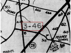 How to find enumeration districts for 1940 census.