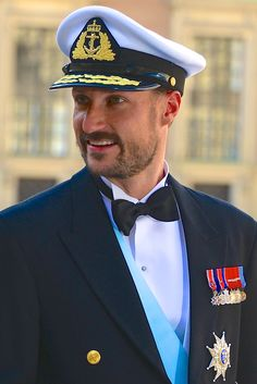 40th birthday of Crown Prince Haakon of Norway; born at Rikshospitalet in Oslo, Norway on July 20, 1973