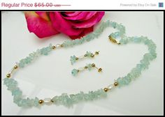 Aquamarine Fresh water Pearl and14kt gold by serendipitytreasure