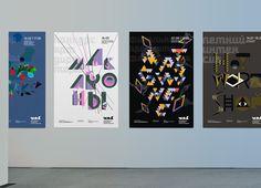 MAC – Moscow Academy of Communication / Visual Identity