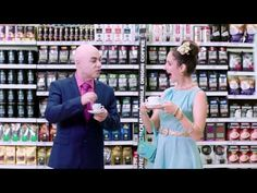 WATCH: Somebody put Suzelle DIY and Nataniël in the same TV ad and it's hilarious! | Channel24