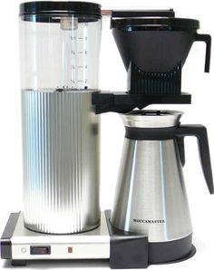 FOR SALE Technivorm Thermo Moccamaster CDGT with Thermal Carafe Coffee Brewer, Coffee Cups, Oreo Frappuccino, Best Drip Coffee Maker, Amazon Coffee, Thing 1, Recipe Images, Coffee Love, Carafe