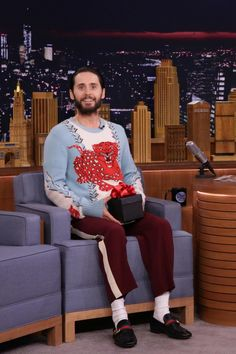 Forget Cat Ladies—Jared Leto Is Making Cat Men a Thing