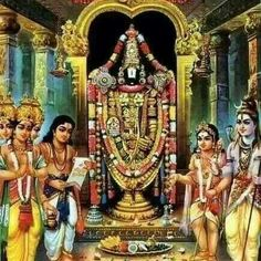 Lord balaji... we need your blessings