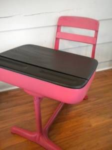 Painting Ideas For Our Vintage School Desk From Olp  Desk. Tree Coffee Table. Green Side Table. Cheap Drawer Dresser. Wire Computer Desk. Parquet Coffee Table. Closet Organizers Drawers. Collapsible Picnic Table. Table Set