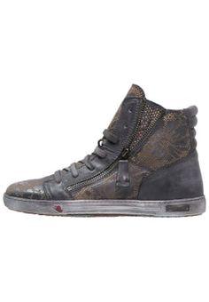 JOMAR - Sneaker high - antracite