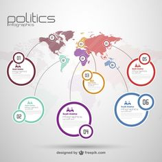 World map with labels Free Vector World Map Design, Book Design, Ppt Design, Graphic Design, Free Infographic, Infographic Templates, Global Map, Diagram Chart, Powerpoint Design Templates