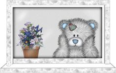 Tatty Teddy Bear Clip Art