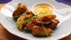 Haggis bhajis - though the Crown Hotel in Lanark does a mean haggis pakora with a spicy tomato sauce. Seafood Recipes, Indian Food Recipes, Vegan Recipes, Haggis Recipe, Burns Supper, Spicy Tomato Sauce, Modern Food, National Dish, Good Food