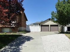 $135,000 Packed with Potential! This split-level home features newer water heater and furnace, fireplace, generous-size fenced yard with mature trees, detached double garage. Call for a showing today! Matt Peterson 801-499-6696 MLS# 1177890